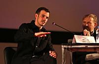Михаил Локшин, Петр Шепотинник. Пресс-конференция