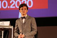 Федор Федотов. Пресс-конференция в рамках 42-го ММ