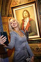 Виктория Мезенцева. Открытие персональной выставки