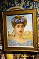 Тамара Карсавина (Картина). Открытие персональной