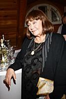 Лариса Лужина. Открытие персональной выставки Ника