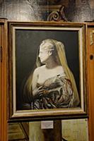 'Академический взгляд на женскую красоту' (Картина