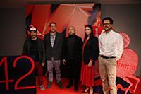 Пресс-конференция жюри основного конкурса 42-го ММКФ