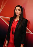 Марина Александрова. Пресс-конференция жюри основн