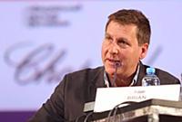 Брайан Вайнер. Пресс-конференция жюри основного ко