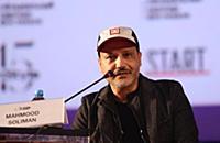 Махмуд Солиман. Пресс-конференция жюри основного к