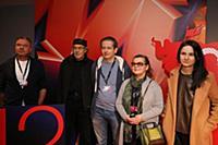 Пресс-конференция, посвященная фильму «Блокадный дневник»
