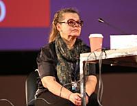 Ирина Уральская. Пресс-конференция в рамках 42-го