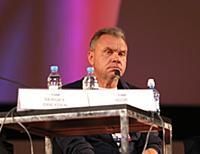 Игорь Мишин. Пресс-конференция в рамках 42-го ММКФ