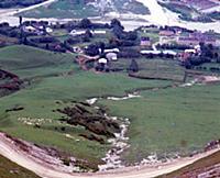 Село. В горах Чечни и Ингушетии. СССР. 1980-1981 г