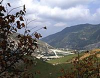 Дороги. В горах Чечни и Ингушетии. СССР. 1980-1981