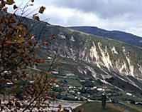 Аул. В горах Чечни и Ингушетии. СССР. 1980-1981 гг