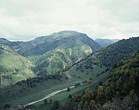 В горах Чечни и Ингушетии. СССР. 1980-1981 гг. (Пр