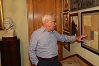 Сергей Никоненко. Музей Сергея Есенина в Москве. М