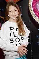 Валерия Кумпф (дочь Мартина). Закрытый показ мульт