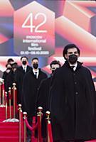 Атмосфера. Церемония закрытия 42-го Московского Ме