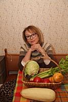 Российская актриса Лариса Удовиченко.