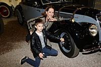 Ольга Кабо с сыном Виктором. День рождения Автомуз