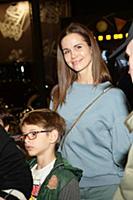 Наталья Лесниковская с сыном Марком. День рождения