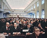 Донатас Банионис, Верховный Совет СССР. 1980-е год
