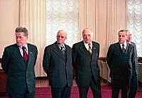 В ожидании начала заседания: Алексей Павлович Шити