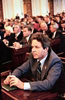 Тяжельников Евгений Михайлович, член ЦК КПСС, депу