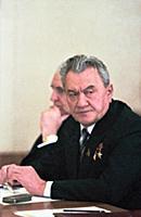 Первый секретарь ЦКПП Компартии Казахской ССР Генн