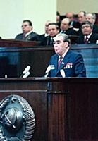 Леонид Ильич Брежнев, Верховный Совет СССР. 1980-е