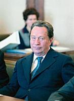 Председатель МОССОВЕТА В.Ф. Промыслов, Сессия Верх