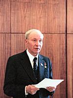 Заседание Президиума Верховного Совета, председате
