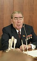 Леонид Ильич Брежнев, заседание президиума Верховн