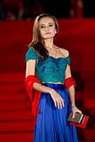 Анжелика Егорова. Церемония закрытия 42-го Московс
