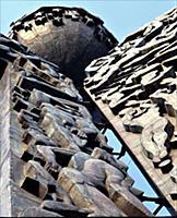 Фрагмент монумента в Тбилиси 'Счастье народов', Ав