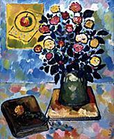 Холст, масло. Автор картины: Зураб Церетели.  1990