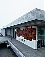 Тбилиси. Автовокзал. Мозаичный рельеф. Автор: Зура