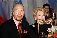 Федор Бондарчук, Ирина Скобцева.