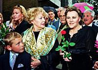 Ирина Скобцева, Георгий Данелия, Нонна Мордюкова.