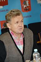 Дмитрий Волков. Пресс-конференция организаторов фу