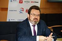 Евгений Сафронов. Пресс-конференция организаторов