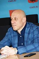 Денис Майданов. Пресс-конференция организаторов фу