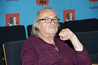 Юрий Давыдов. Пресс-конференция организаторов футб