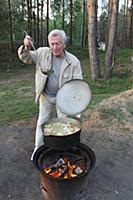 Российский актер Аристарх Ливанов.