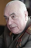 Д.А. Драгунский, советский генерал-полковник, дважды Герой Советского Союза