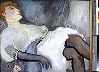 Некоторые картины из коллекции ГМИИ им. Пушкина