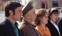 Герои-орденоносцы Чечено-ингушской АССР. 1982 год.