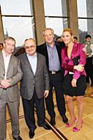 Михаил Жванецкий, Евгений Болдин, Марина Лях.