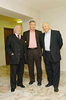 Роман Карцев, Семен Альтов, Михаил Жванецкий.