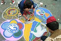 Участники. XII Всемирный фестиваль молодёжи и студ