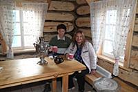 Российская актриса Наталья Бондарчук и актер Игорь