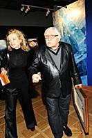 Виталина Цымбалюк-Романовская, Армен Джигарханян.